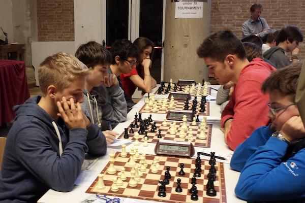 XIV European schools championship