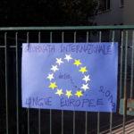 In nome dell'UE, cartelli gialli e blu