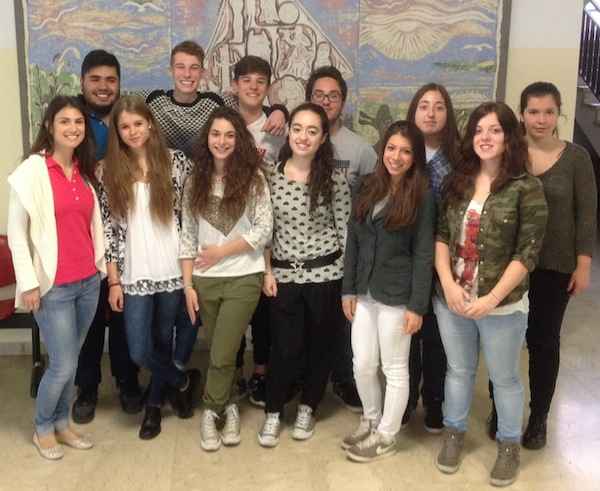 Gruppo di lavoro in Spagnolo