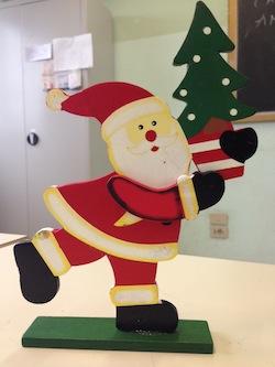 Babbo Natale con Albero :-)