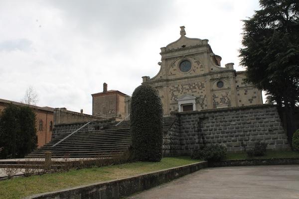 Monestero di Praglia - Chiesa