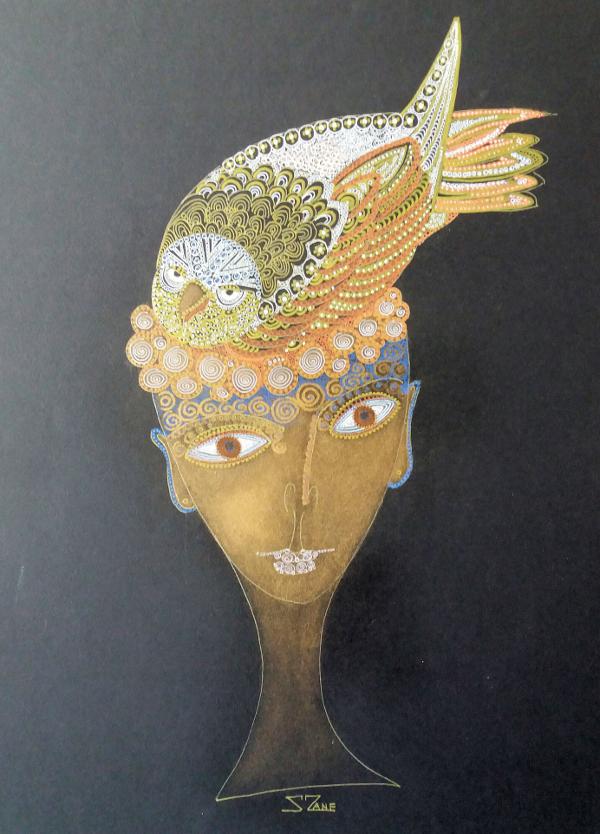 Disegno di Silvana Zane
