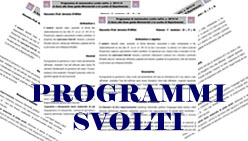 Programmi Finali 2016-2017