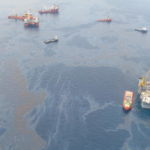 Inquinamento da petrolio e i batteri anti-inquinanti
